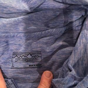 Patagonia full zip size large